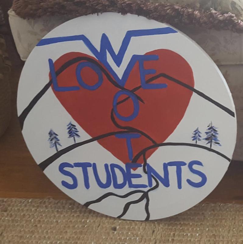 WV Love Students