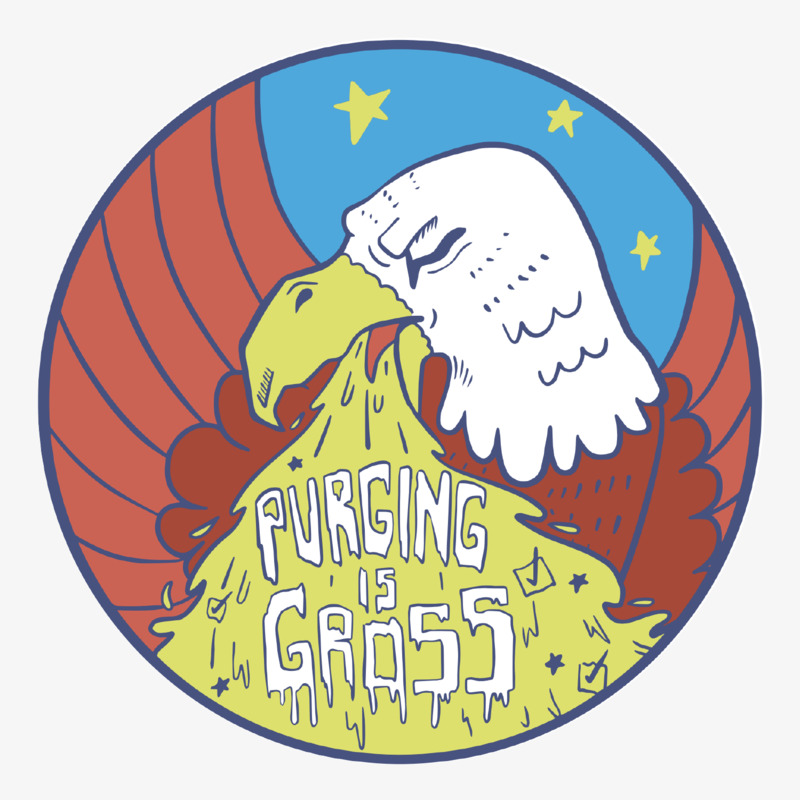 Purging in Gross (eagle)
