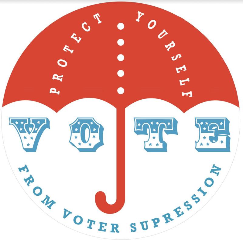 Vote Umbrella