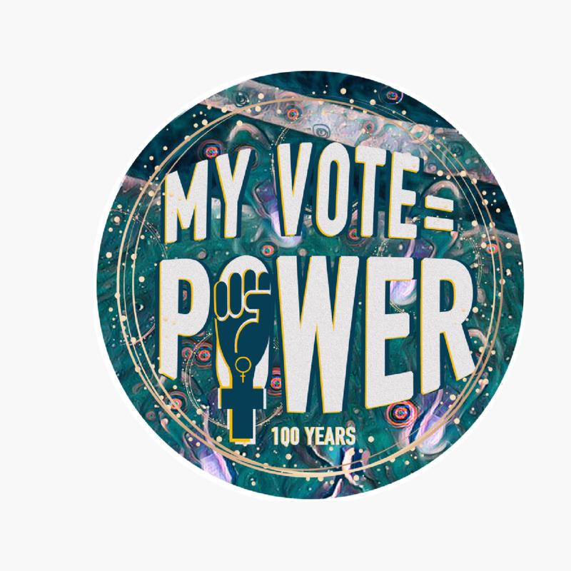 My vote equals power