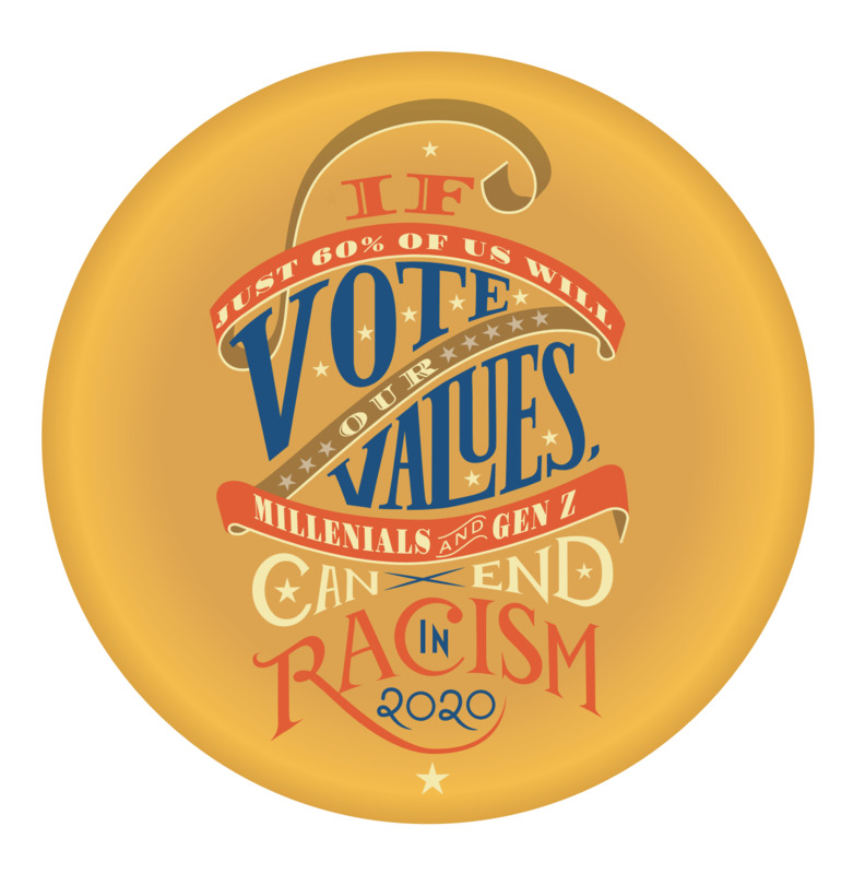 If just 60% of us vote our values