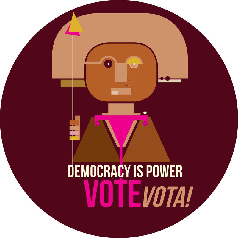Democracy is Power