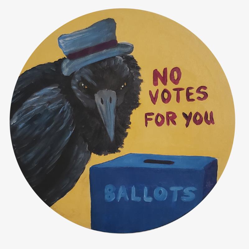 No Votes for You